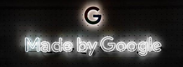 Google apuesta por la inteligencia artificial en sus nuevos lanzamientos