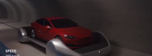 El túnel futurista de Elon Musk para reducir el tráfico ya tiene fecha