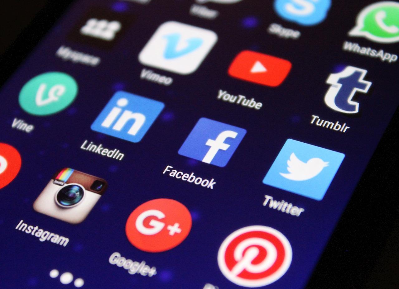 Un enlace para compartir tus redes sociales y sitios web