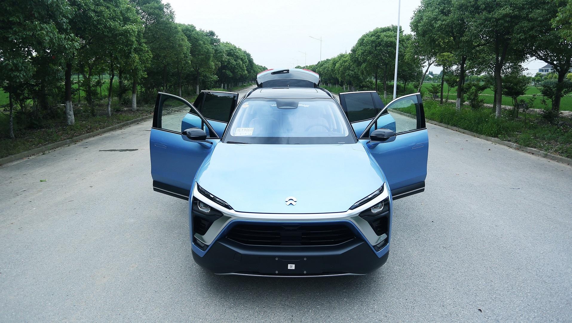 Nio: la empresa llamada a ser el Tesla chino