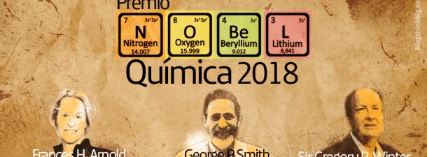 Nobel de Química 2018 para los científicos que dominaron la evolución