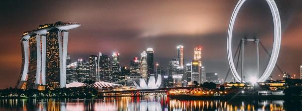 Singapur probará los primeros taxis voladores en 2019