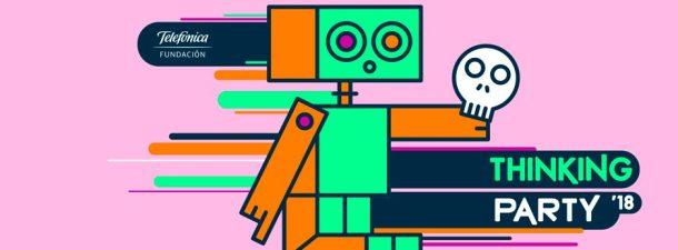 La Thinking Party de Telefónica se une al debate sobre la singularidad tecnológica
