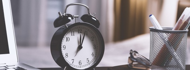 Control del tiempo para no perderlo en tonterías
