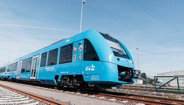 tren alemania hidrógeno