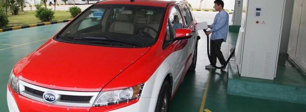 Las ventas de eléctricos aumentan un 91% en China durante 2018