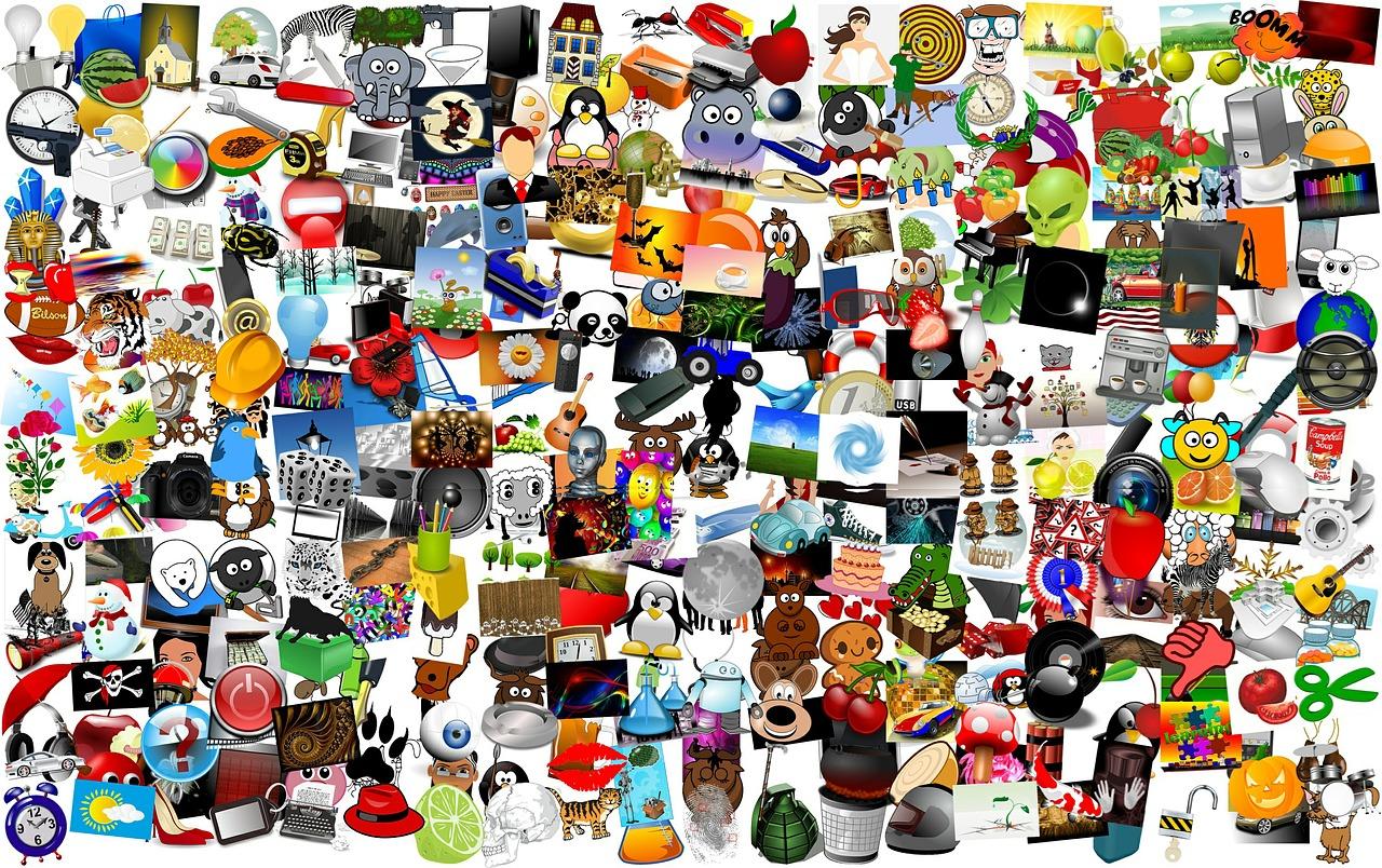 Imágenes clip art gratis para tus presentaciones y diseños