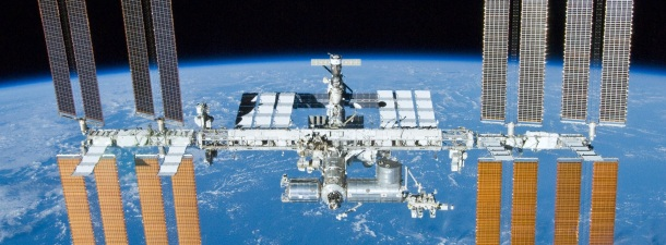 Una supercomputadora en la Estación Espacial Internacional