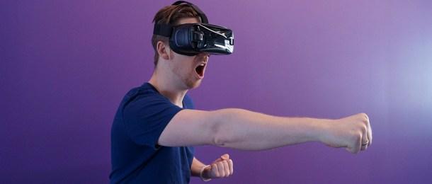 realidad virtual gafas tecnologia