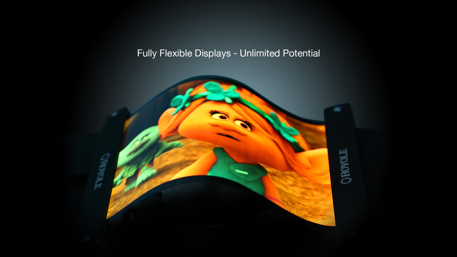 Quién es Royole, la compañía que ha fabricado el primer smartphone flexible