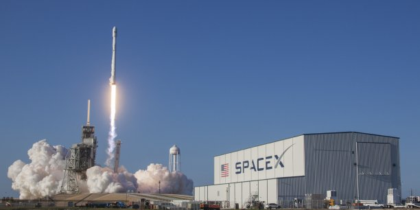 "Elon Musk rebautiza su nave para colonizar Marte como ""Starship"""