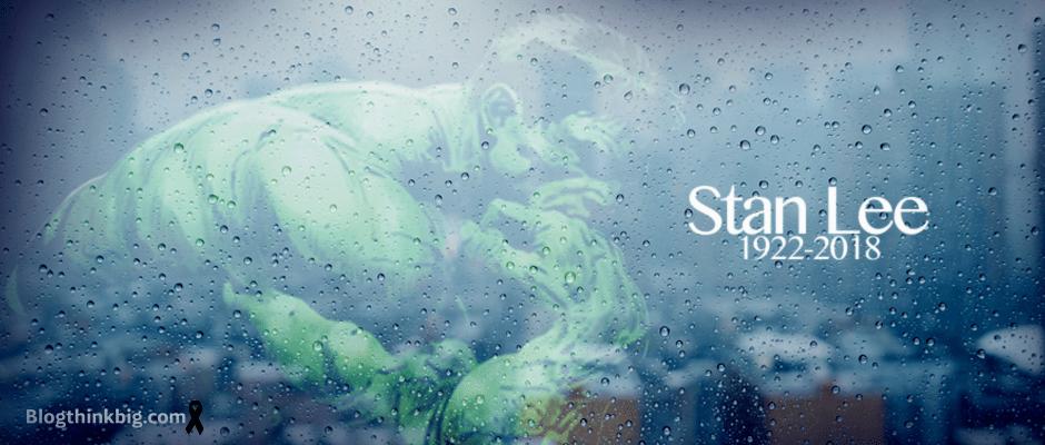 El universo Marvel se despide de su gran creador: Stan Lee