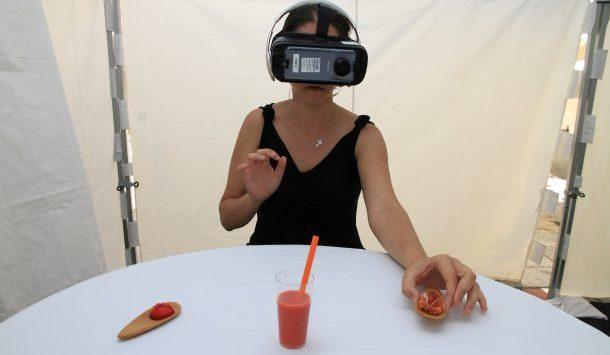 tapas segovia realidad virtual distribuida