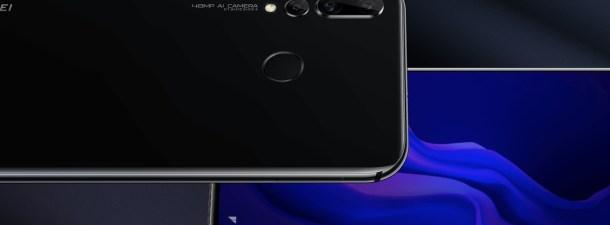 Huawei Nova 4: pantalla perforada y 48 megapíxeles