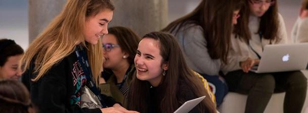 Día Internacional de la Mujer y la Niña en la Ciencia: Girls Inspire Tech #GIT2018