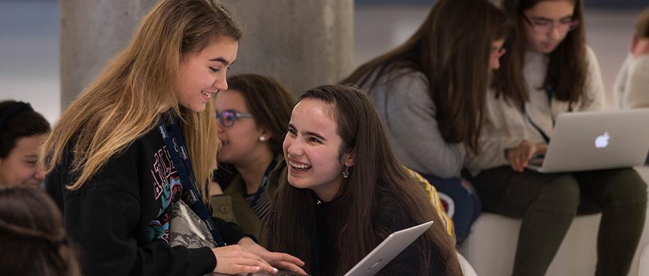 Girls Inspire Tech #GIT2018: el laboratorio tecnológico para niñas