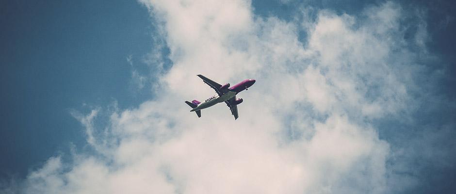 avion huella carbono aviación