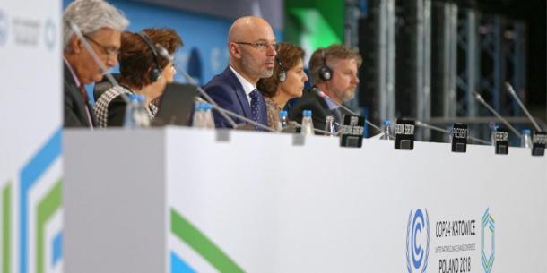 cambio climatico COP24