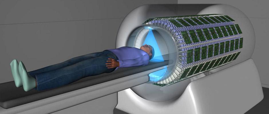 Explorer, el primer escáner que captura una imagen tridimensional de todo el cuerpo