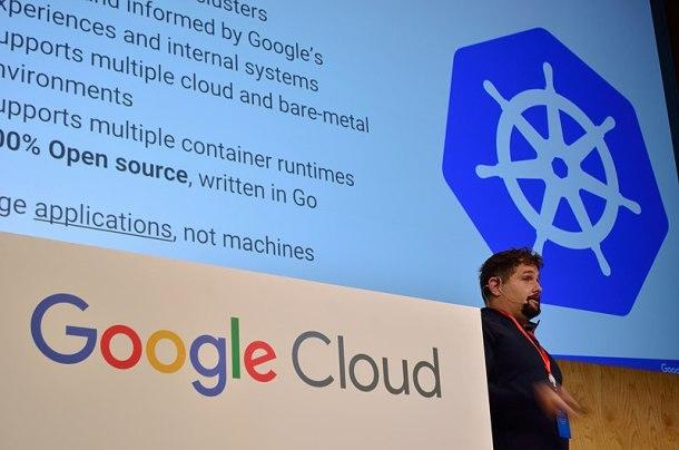 Google Kubernetes Istio