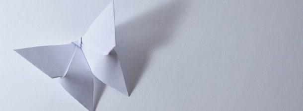 El origami se abre paso en la robótica