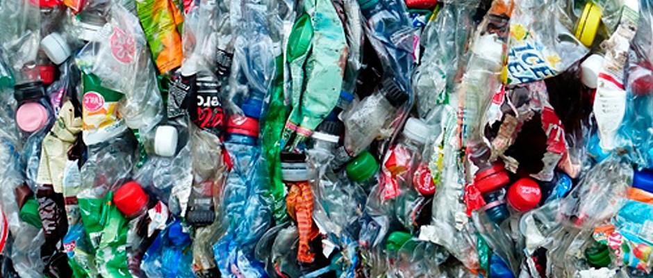 plasticos botellas contaminación del plástico