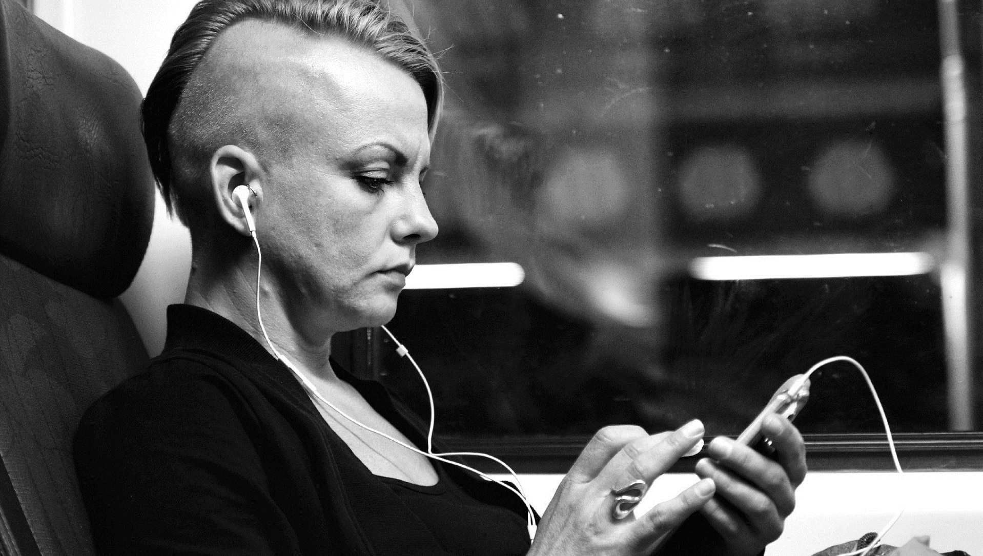 Cuando la tecnología de tu smartphone te dice si estás deprimido