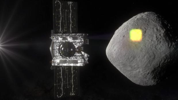 La sonda OSIRIS-REx de la NASA llega al asteroide Bennu