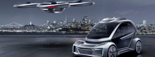 El taxi autónomo y volador ya es una realidad… en miniatura