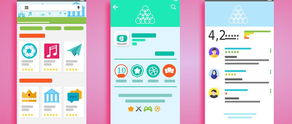 Las mejores aplicaciones de 2018 según Google Play