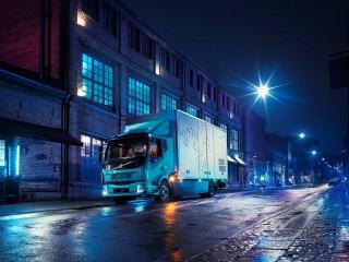 Camión eléctrico de Volvo