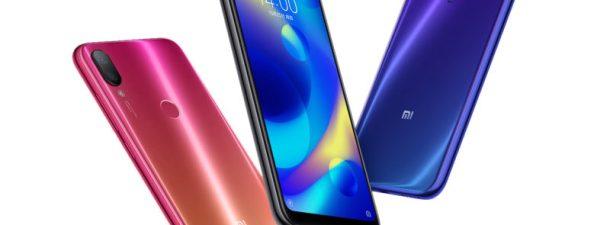 Xiaomi presenta Mi Play, un smartphone por menos de 200 euros