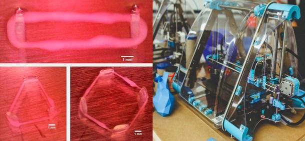 Crean un robot con tejido muscular ibec
