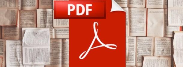 Los mejores lectores PDF para Windows