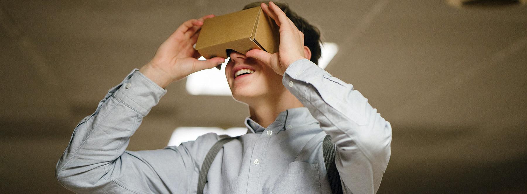 Realidad virtual para ayudar a los momentos de espera a las personas que sufren TEA