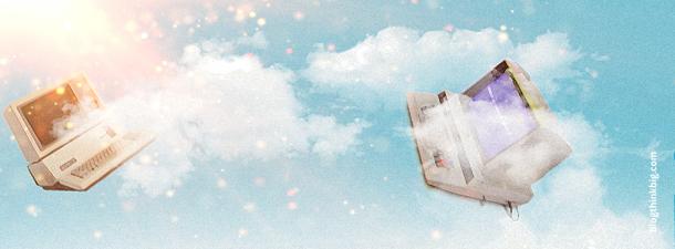 La computación en la nube como medida de ahorro de espacio