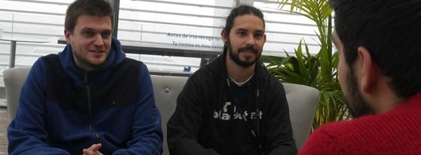 """Pablo González y Álvaro Núñez: """"La ciberseguridad y la IA irán de la mano en 2019"""""""