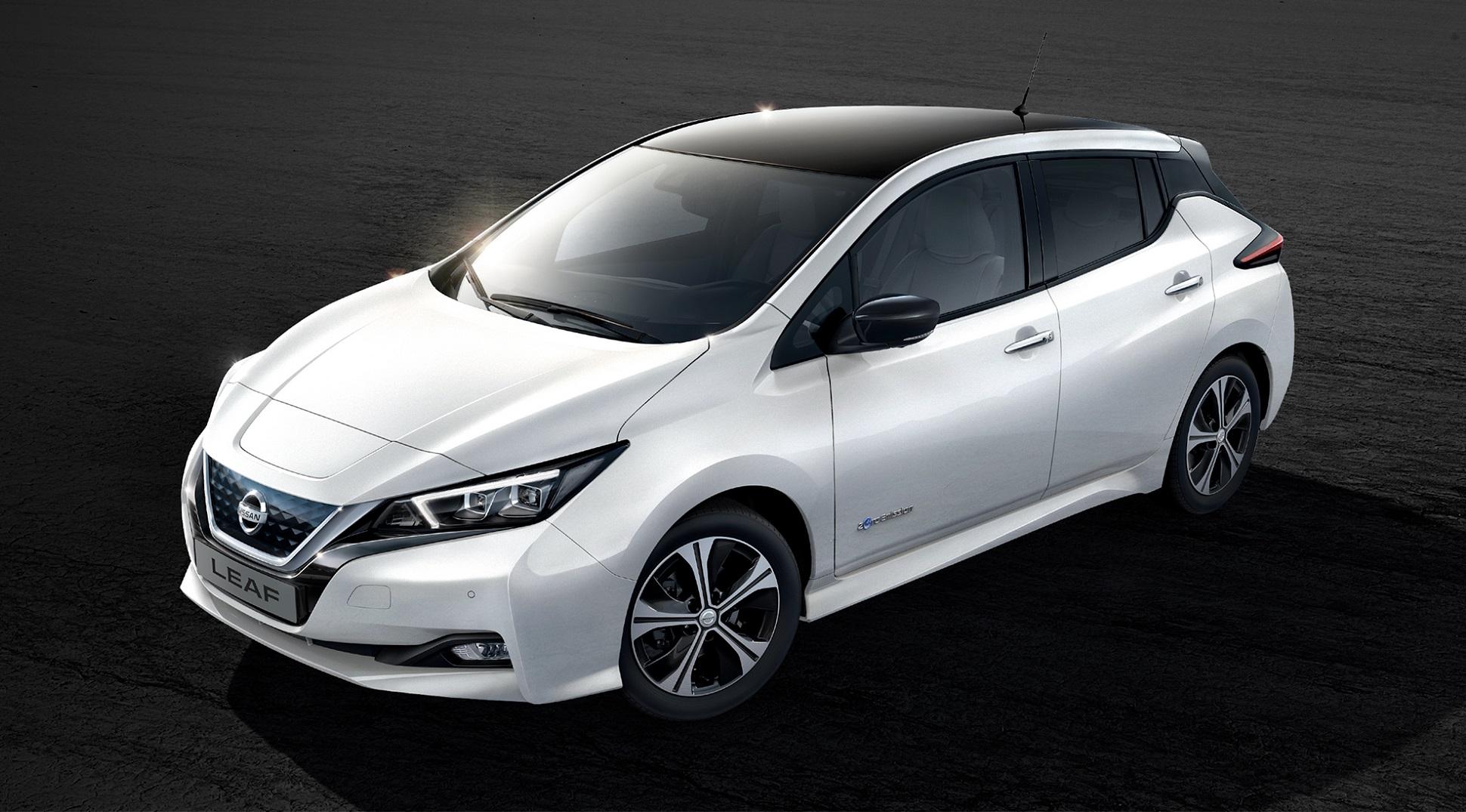 El coche más vendido en 2018 en Noruega es eléctrico
