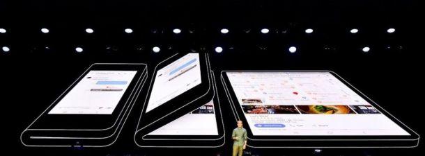 El lanzamiento del móvil plegable de Samsung será antes de MWC
