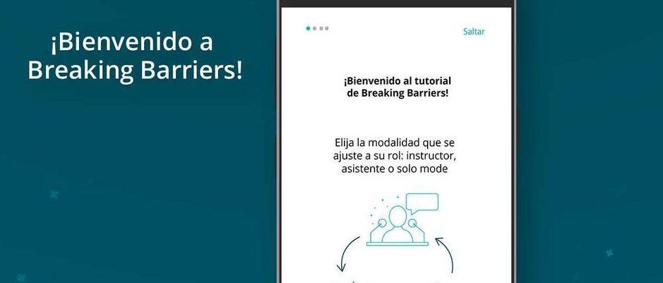 Breaking Barriers: transcripción braille en tiempo real