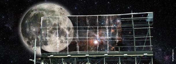 Rusia quiere poner anuncios en el espacio que se verán desde la Tierra