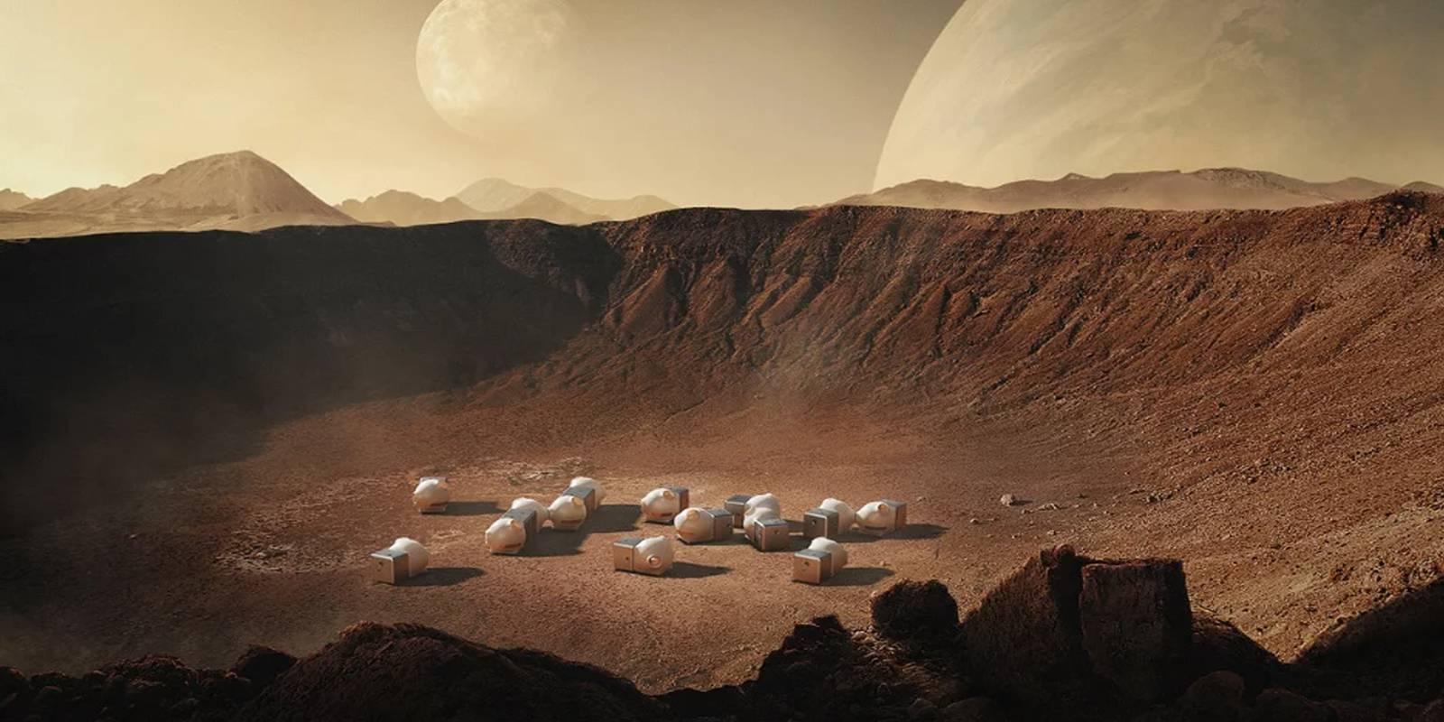 Xiaomi crea un hogar tecnológico para vivir en Marte