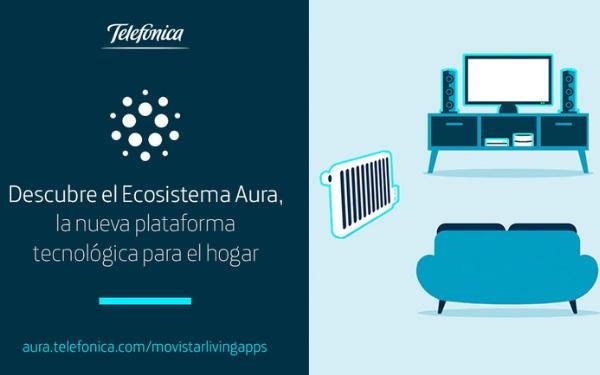 Ecosistema Aura, la nueva plataforma tecnológica para el hogar