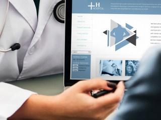 Infraestructuras Tecnológicas de la Salud datos médicos en riesgo ciberseguridad medico hospital, Historial médico online