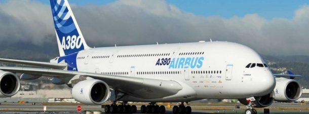 El avión de pasajeros más grande del mundo de Airbus llega a su fin