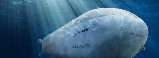 Este dron submarino pasará meses buceando en las profundidades oceánicas