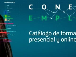 Conecta Empleo cursos MOOC online profesiones