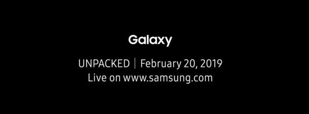 Nuevos detalles del Galaxy S10 y de los auriculares inalámbricos de Samsung