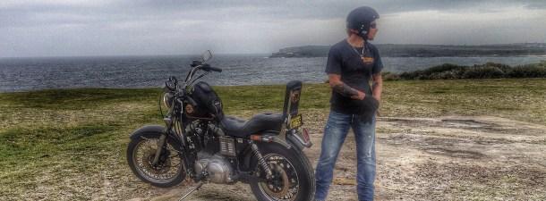 Esta es la primera Harley-Davidson eléctrica: de hace 40 años
