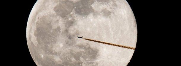 La superluna de nieve de 2019 deja grandes imágenes